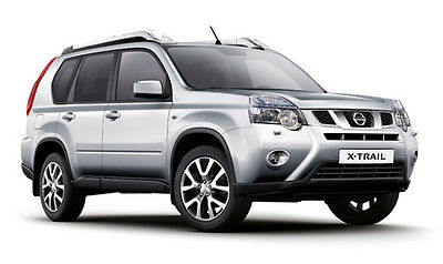 nissan x trail workshop manual