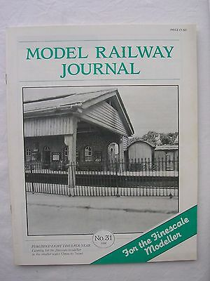Model Railway Journal No.31