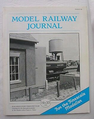 Model Railway Journal No.33