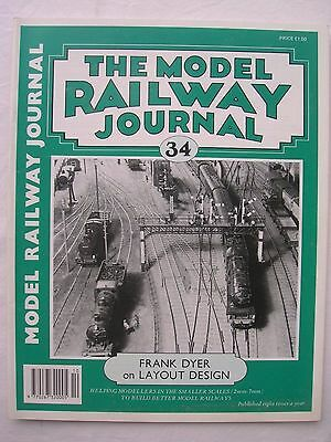 Model Railway Journal No.34