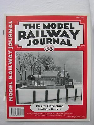 Model Railway Journal No.35