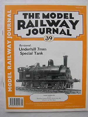 Model Railway Journal No.39