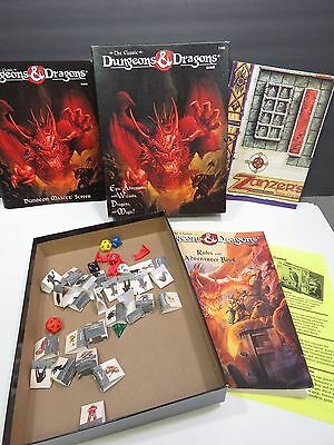 The Classic Dungeons and Dragons Board Game 1994 Edition No. 1106