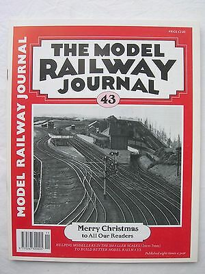 Model Railway Journal No.43