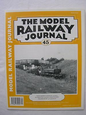 Model Railway Journal No.45