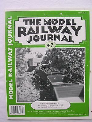 Model Railway Journal No.47