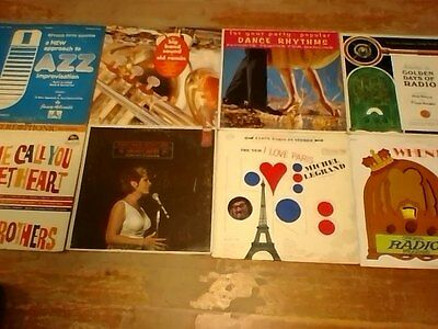 Big wholesale lot includes Judy Collins Steve Lawrence Milton Berle & many more!