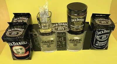 Selection Of 9 Jack Daniel's Collectable Items Mint Condition
