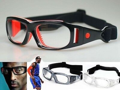 All Sports Protective Goggles Safety eyes Glasses Safeguard Basketball Football