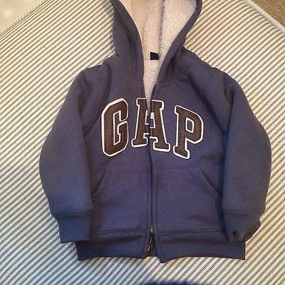 Baby Gap Zip up Hoodie Age 3 Used Couple Times Gd Condition