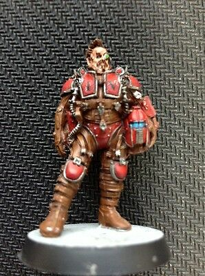 Forgeworld 40k / 30K Knight Scion Standing Pro Painted
