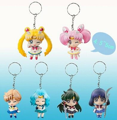#KEY057 -  Sailor Moon - Schlüsselanhänger Keychain - Petit Chara Collection