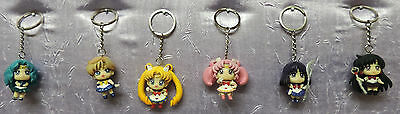 #KEY058 -  Sailor Moon - Schlüsselanhänger Keychain - Petit Chara Collection