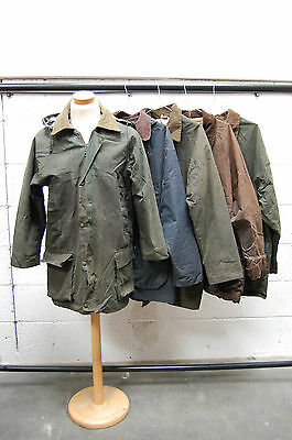 Job Lot Of 5 Vintage Wax Festival Jackets
