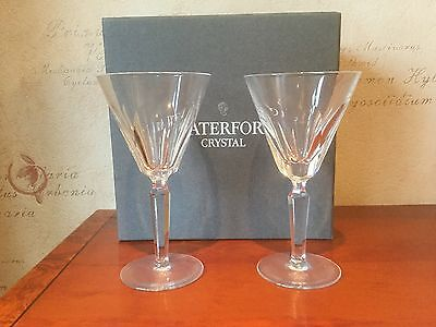 Waterford Crystal Sheila Claret Glasses