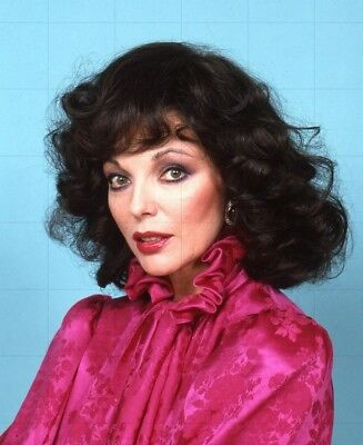 JOAN COLLINS - Selection of Photograph(s) From Various Magazine Covers & Shoots