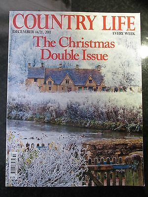 Country Life Magazine 14/21 December 2011 The Christmas Double Issue