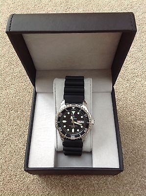 Men's BNWT 200m APEKS Professional Dive Watch In Presentation Box
