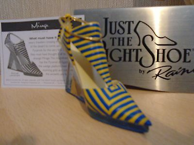 Just The Right Shoe Mirage # J091220