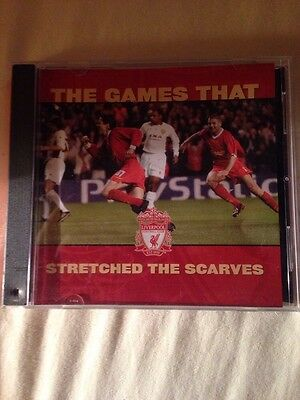 Liverpool Supporters Club - The Games That Stretched The Scarves (Audio CD)