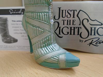 Just The Right Shoe Seriously # 810229