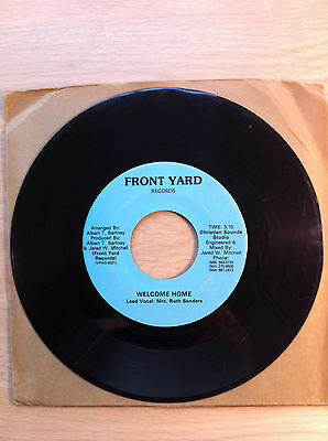 Christian Sounds Studio Welcome Home Front Yard Records 5021