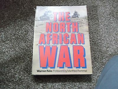 ww2 book.THE NORTH AFRICAN WAR