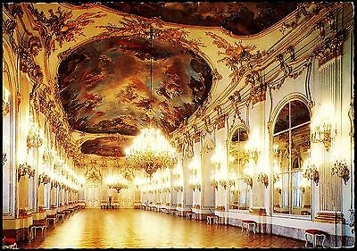 Vienna -Schoenbrunn Palace Great Gallery Austria Posted