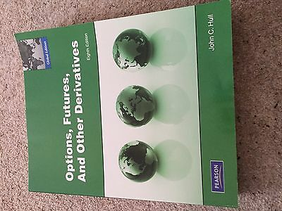 Options Futures and other derivatives 8th edition John C Hull