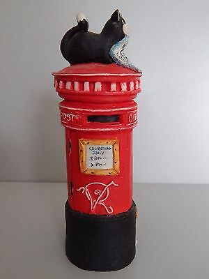 Vintage Peter Fagan  Christmas Post Box HS217 Hand Signed by Peter