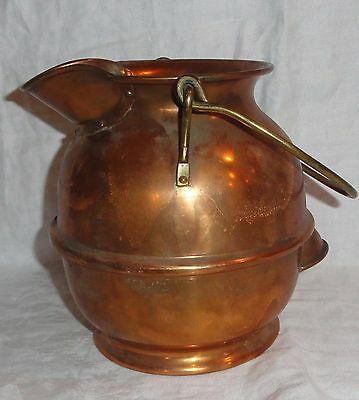Old and Beautiful Copper Pitcher Albert Pick & Company Chicago