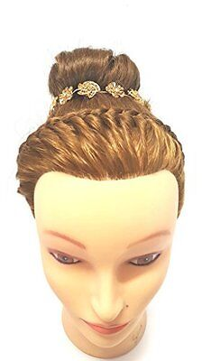 Head Jewellery Decoration Head Indian Stone In Gold Wedding Women's Crystal Brid
