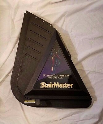 StairMaster 4600CL Stepper (Lower Left Cover W/Decal, OEM Part# 18051-06)