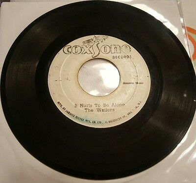 "The Wailers - I'm Going Home / It Hurts To Be.. - 45 Giri - 7"" - Orig. Jam Press"