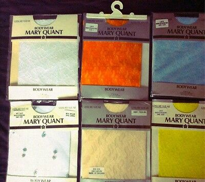 Vintage Job Lot Body Stockings Mary Quant Original Lace Bodies