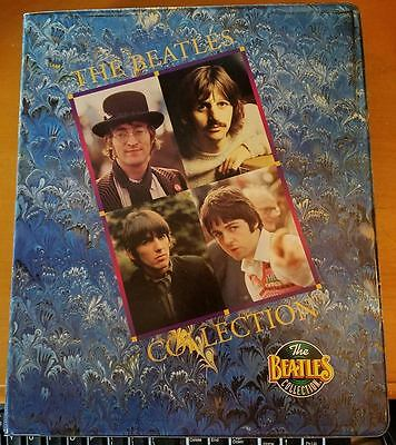 The Beatles Bubble Gum Cards In Binder-River Group-C1993-Apple Corp-232 Cards