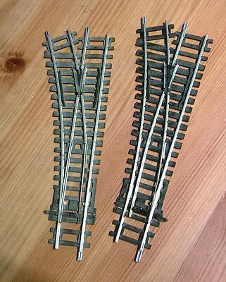 Hornby Left Hand Points (x2)
