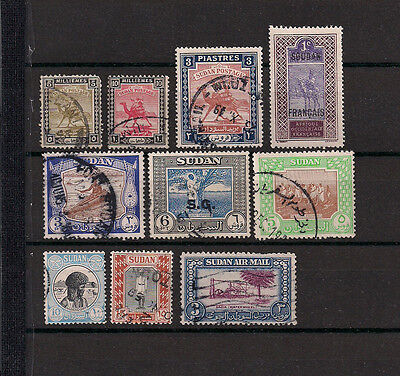 South Egypt - Lot of old stamps (ref 559)