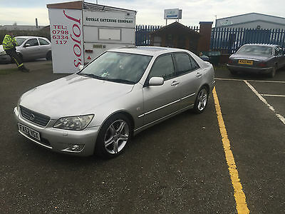2003 Lexus Is 300 Auto Silver (Not Is 200) Rare