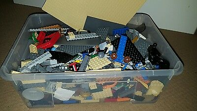 Lego Assorted Parts 2,8 kg
