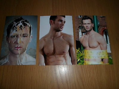 Harry Judd 6x4 Photograph Set. Tv Singer Mcfly Busted Drummer Dancing On Ice