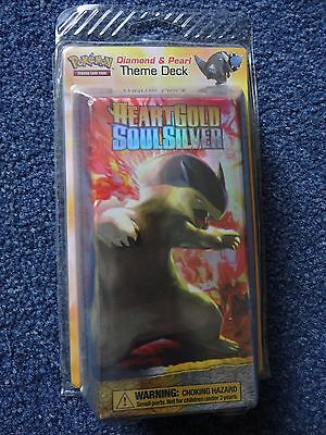 Pokemon Heartgold and Soulsilver Ember Spark Theme Deck