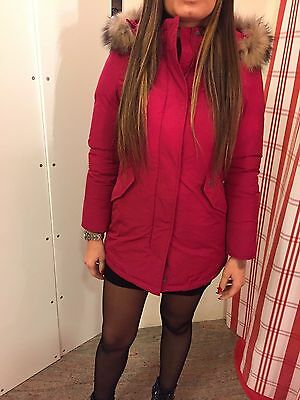 Woolrich G's Arctic Luxury Parka  Girl Bambina  Donna Wkcps1746  Taglia 12 Anni