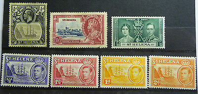 British Colonies St. Helena Collection of Stamps  lot665