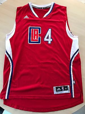 maillot basket nba JJ Redick Los Angeles Clippers Rouge