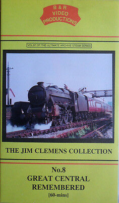 Great Central Remembered - B&R Volume 87 - Railway VHS Video