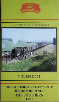 Remembering the Southern Part 4 - B&R Vol 162 - Railway VHS Video