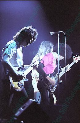 THIN LIZZY in concert 1979 Black Rose tour! 25 Rare PHOTOS! not cd Gary Moore
