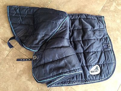 Masta Stable Under Rug With Neck 5'6 New