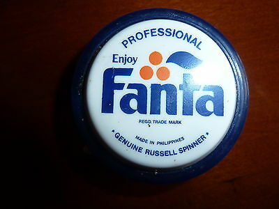 1980S Russell Spinner Fanta Professional Yoyo Unused Old Stock